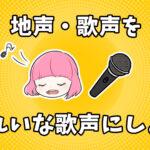 きれいな歌声